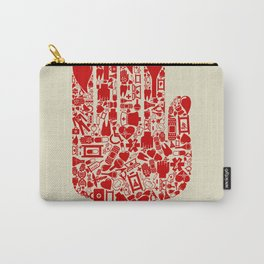 Hand medicine Carry-All Pouch