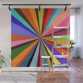 Technicolor dream 001 Wall Mural