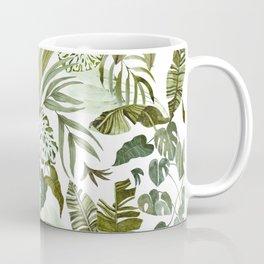 Wild botany in the jungle Coffee Mug