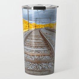 Train to Nowhere Travel Mug