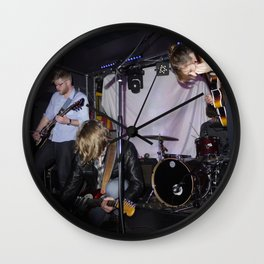 Avers at Baby's All Right Brooklyn, New York Wall Clock