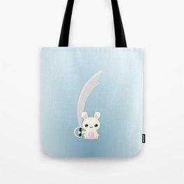 Kawaii Bunny Tote Bag
