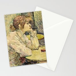 Henri De Toulouse Lautrec - The Hangover Stationery Cards