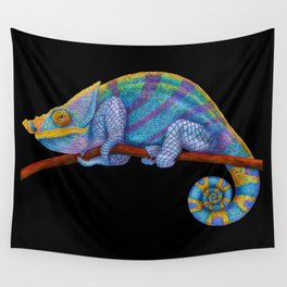 Parson's Chameleon Wall Tapestry