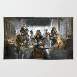 Assassin's Creed Group Rug