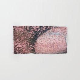 Abstract grange texture Hand & Bath Towel