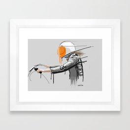 fevaaa Framed Art Print