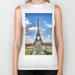 Paris - World Big City Biker Tank