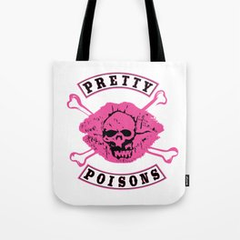 The Pretty Poisons Tote Bag