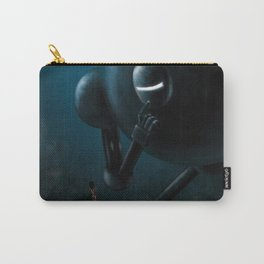 Smooth robot Carry-All Pouch