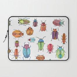 Beetle Art Laptop Sleeve