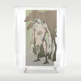 okuzbey Shower Curtain