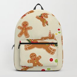 Christmas Unicorn Backpack
