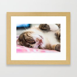 Jana Framed Art Print