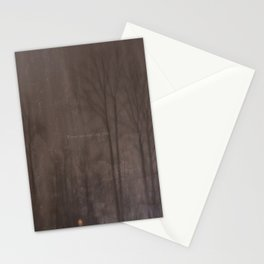 Trees are calling you. Stationery Cards