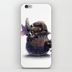 New Born Toothless  iPhone Skin