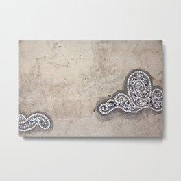 Concrete #1 Metal Print