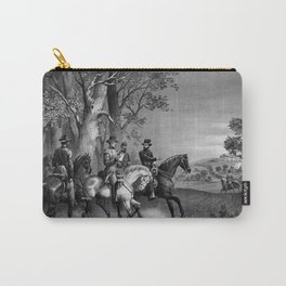 The Surrender Of General Lee Carry-All Pouch