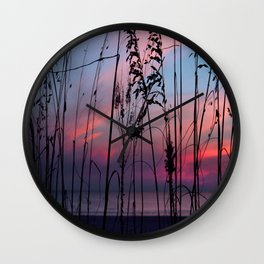 Gone Tonite Wall Clock