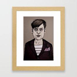 Baldur Helgason Framed Art Print