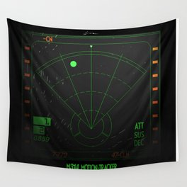 Motion Tracker - Alien Isolation Wall Tapestry