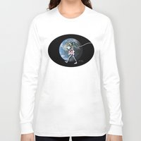 destiny Long Sleeve T-shirts featuring Destiny by Julia Sanz