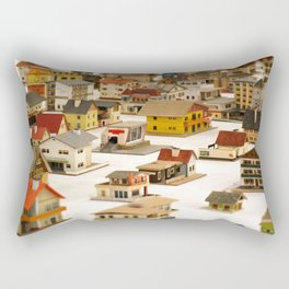 Little Man Rectangular Pillow