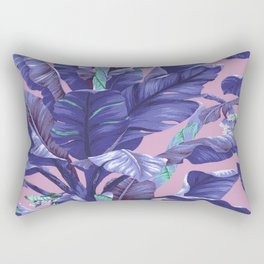 Banana Leaf love Rectangular Pillow