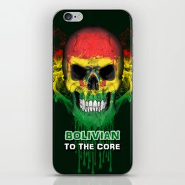 To The Core Collection: Bolivia iPhone Skin