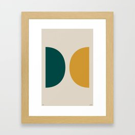 Lemon - Shift Framed Art Print
