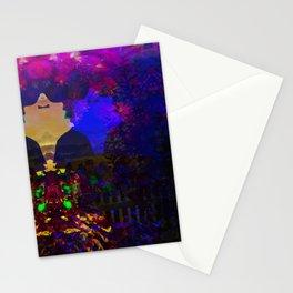 Kiss of a Glitch Stationery Cards