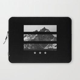 Mountain Stars Laptop Sleeve