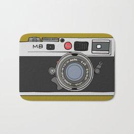 Camera Bath Mat