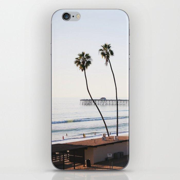 San Clemente iPhone Skin