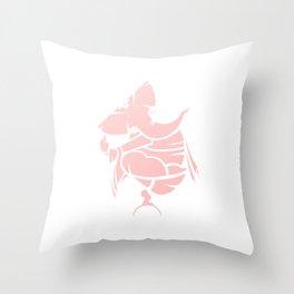 Cosmos Ganesha Throw Pillow