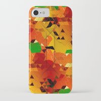 blackhawks iPhone & iPod Cases featuring Here come the... by KRArtwork