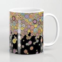 Suspending the Dots Coffee Mug