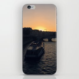 #ParisPostcards || Seine iPhone Skin