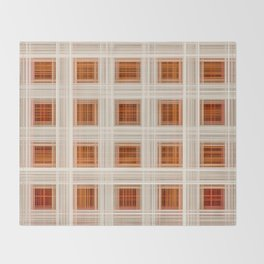 Ambient 11 Squares Throw Blanket