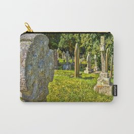 St. Mylor Church - Headstones Carry-All Pouch