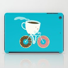 Coffee and Donuts iPad Case