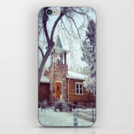 Church in the Vail iPhone Skin