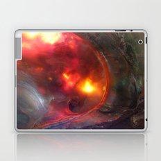 Flaming Seashell 5 Laptop & iPad Skin