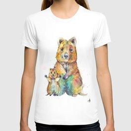 Qwazy Quokkas T-shirt