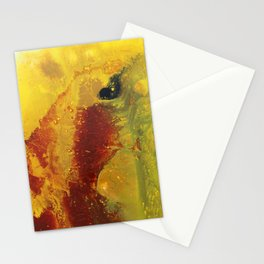 Dancing in the Fall Stationery Cards
