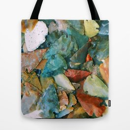 Vibrant Arrow Heads Tote Bag