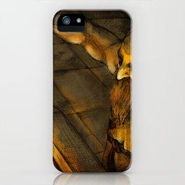 Dwarf iPhone Case