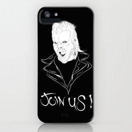 Join Us !! iPhone Case