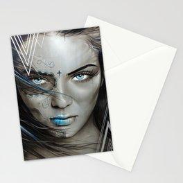 'Mujeres De Ojos Azules' Stationery Cards