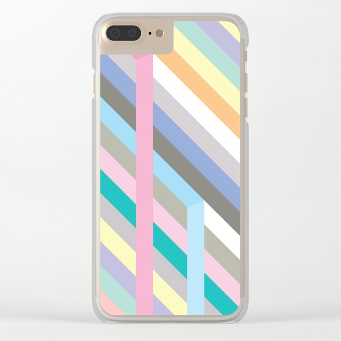 Ravel Clear iPhone Case